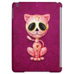 Gato rosado del gatito del azúcar del zombi