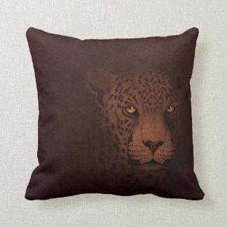 Gato salvaje almohada
