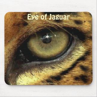 Gato salvaje Jaguar Mousepad