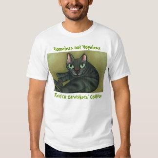 Gato salvaje, la coalición de los vigilantes playera
