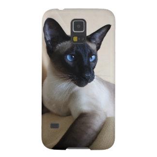Gato siamés Jazell Funda De Galaxy S5