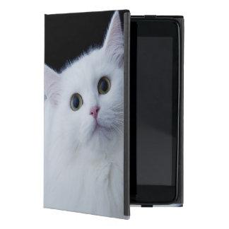 Gato siberiano iPad mini funda