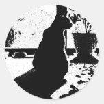 Gato Sticker