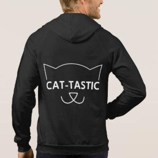 Gato-Tastic Sudadera Con Capucha