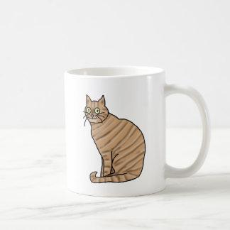 Gato Tazas De Café