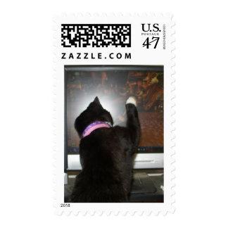 Gato the Killer Postage