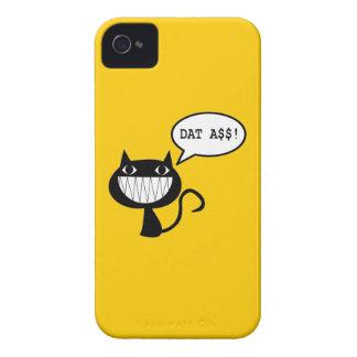Gato travieso funda para iPhone 4