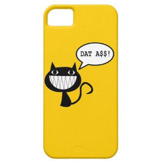 Gato travieso funda para iPhone SE/5/5s