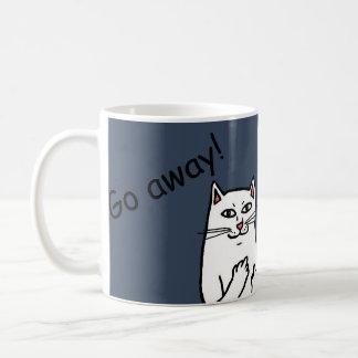 Gato travieso taza