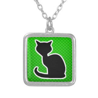 Gato verde grímpola