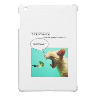 Gato y bróculi peludos del ~ de Funnies