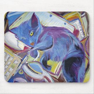 Gato y ratón tapetes de ratones