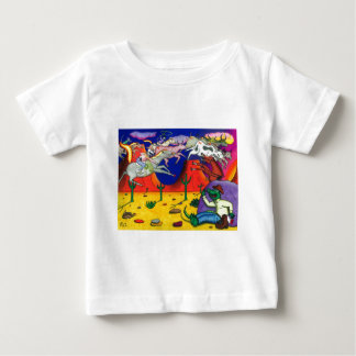 Gator and The Ghost Riders Baby T-Shirt