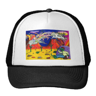 Gator and The Ghost Riders Trucker Hat