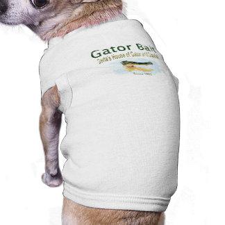 Gator Bait Dog T-shirt