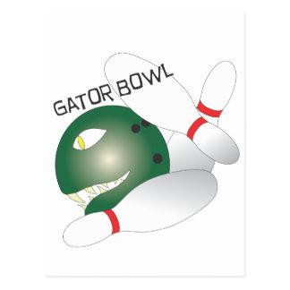Gator Bowl.ai Postcard