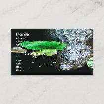 Gator Business Card