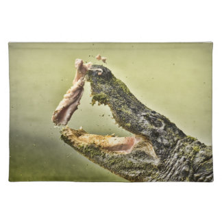 Gator Catching Lunch Placemat