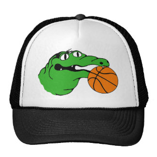 Gator Gear BASKETBALL No Words Trucker Hat