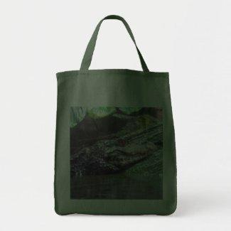 'Gator Grins - Grocery Tote bag