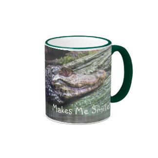 'Gator Grins: Thinking of Coffee - Mug #2