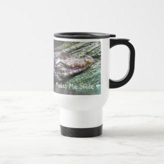 'Gator Grins: Thinking of Coffee - Mug #3