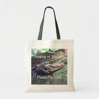 'Gator Grins: Thinking of Shopping-Budget Tote