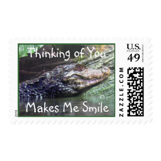 'Gator Grins: Thinking of You - Postage #1