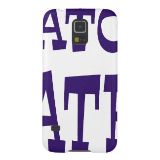 Gator Hater Blue design Case For Galaxy S5