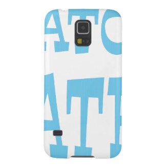 Gator Hater Carolina Blue design Case For Galaxy S5
