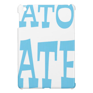 Gator Hater Carolina Blue design Cover For The iPad Mini