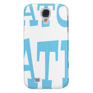 Gator Hater Carolina Blue design Samsung S4 Case