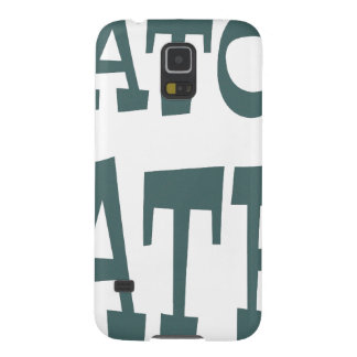 Gator Hater Forest Green design Case For Galaxy S5