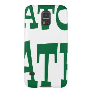 Gator Hater Grass Green design Case For Galaxy S5