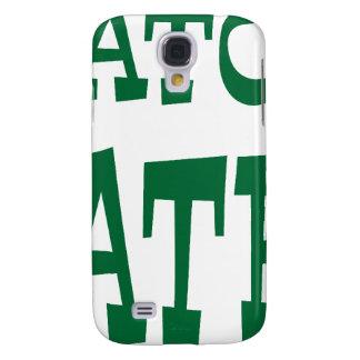 Gator Hater Grass Green design Samsung Galaxy S4 Case