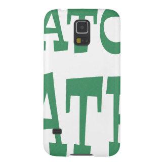 Gator Hater Irish Green design Galaxy S5 Cover