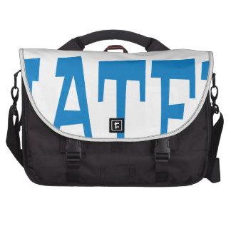 Gator Hater Powder Blue design Bags For Laptop