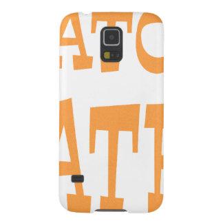 Gator Hater Tenn Orange design Galaxy S5 Case