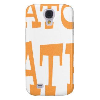 Gator Hater Tenn Orange design Samsung Galaxy S4 Cover