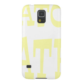 Gator Hater Vegas Gold design Galaxy S5 Cover