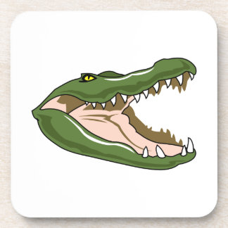 Gator Head Drink Coaster