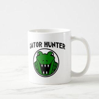 Gator Hunter Symbol Coffee Mug