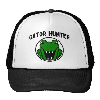 Gator Hunter Symbol Trucker Hat