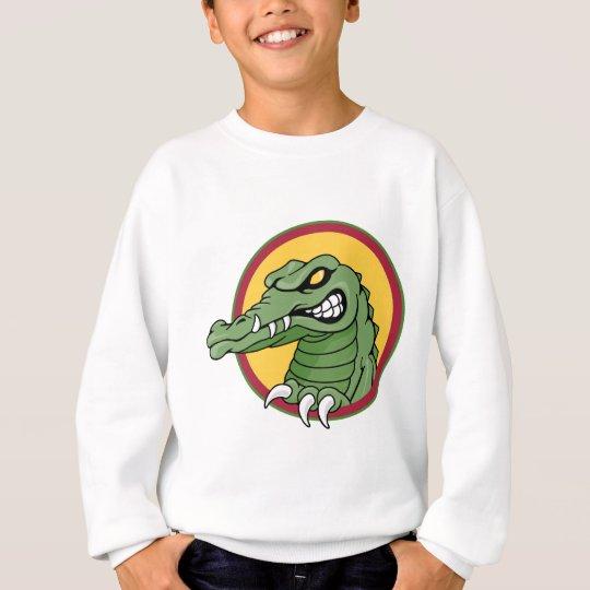 Gator Mascot Sweatshirt