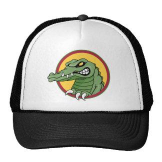 Gator Mascot Trucker Hat
