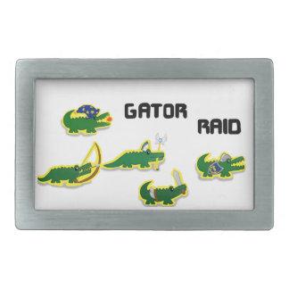 Gator Raid Belt Buckle
