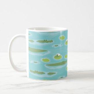 Gator Swamp mug