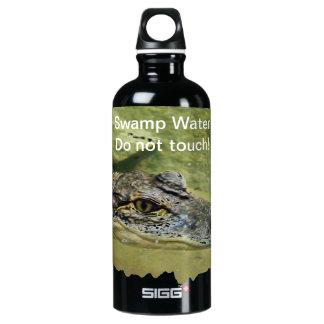 Gator Swamp Water Bottle