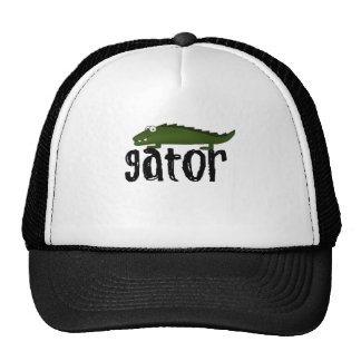 Gator Trucker Hat