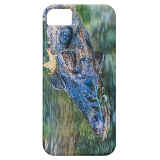Gator with a crown iPhone 5 case